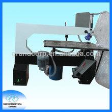 YTJ-1200C Wood,Plastic &Nylon Jig Saw Machine For Air Flotation Die Cutting Plate