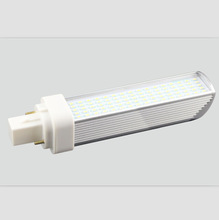 10w smd5050 plc g24 led light/ lamp replace 26w cfl plc