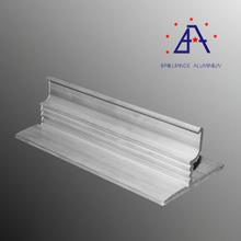 Professional aluminum profile car accessory