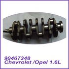 90467348 Daewoo or chevrolet Crankshaft