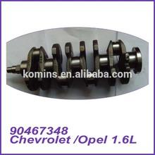 90467348 Daewoo or chevrolet Crankshaft