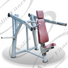Luxury commercial gym equipment free weight hammer strength