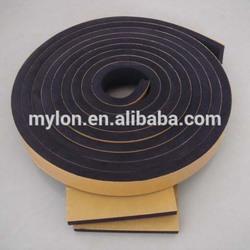 Insulation pvc nbr rubber foam tape
