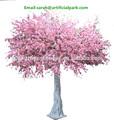 China guangzhou shengjie/artificial folhas de árvore/atificial cherry tree decoração do jardim