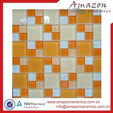 antique copper tile round mosaic medallion floor patterns