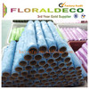 Cheap Crystal Organza Fabric Roll Materials For Florists