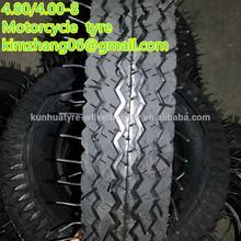 4.80/4.00-8 Tire wholesale motorcycle part