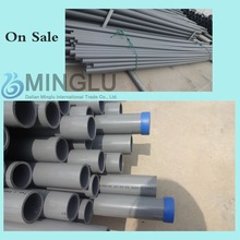 water system pvc pipe fitting manufacturing