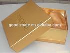 Luxury Cardboard Paper Cosmetic Box Packaging