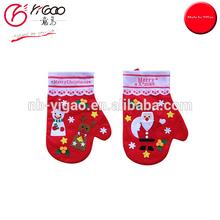 700057 wholesale mini christmas stockings christmas decorative glove