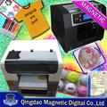 A3+ 6 colores de color oscuro de piel de la máquina de impresión