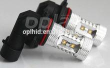 LED light CREE auto part H8/H11 50W 12V/24V made in China flood lamp turning light ring light