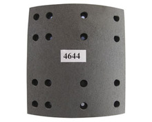 car parts , wear resistant and safety auto brake lining