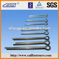 Railroad pins / Rail lock spike