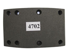 drum parts , wear resistant and safety auto brake lining , drum brake
