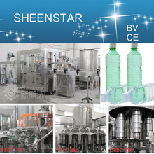 water filling machine 3 in 1 with standard exporting quality