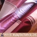 2014 nuevo diseño de poliéster Jacquard apagón tela de tapicería