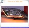 Hot sale 60/85cm drl headlight flexible daytime running light