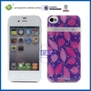Small MOQ customize order for cute iphone 4 case