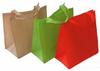 BSCI Audit factory bag / custom printed shopping bag / non woven wine shopping bag