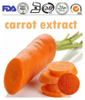 Highly quality 1% Beta Carotene Carrot Root Extract