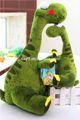محشو اللعب اللينة كارفور تجار الجملة لعبة الديناصور الملك التريكو