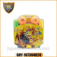 China new product child safe toys good present economy basketball goal toy