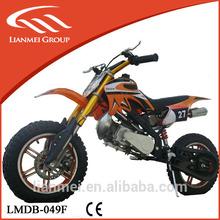 49CC dirt bike /kids automatic dirt bikes mini kids dirt bike use big tire with CE LMDB-049F