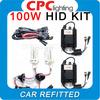 china wholesale High Quality car accessory Xenon lights kit 12v 100w hid ballast h1 H7 xenon bulb new product
