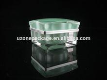 porcelain cosmetic jar
