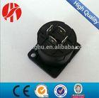 xlr connector pcb mount
