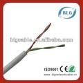 Numeración los cables eléctricos : utp 2 par de teléfono cable de teléfono