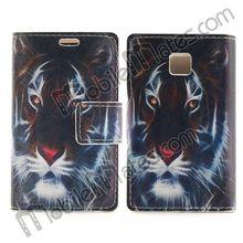 Wholesale 2014 Phone Case for LG Optimus L3 E400, Design Flip Leather Case for LG E400 Optimus L3