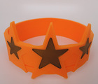 cheapest silicone bracelets rubber bands custom with chinese maker