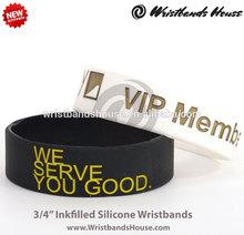 black special silicone rubber band   black big size silicone rubber bangle   black silicone rubber bands