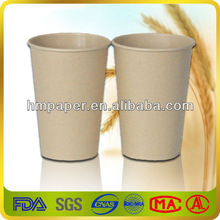 Disposable Paper Cup wheat straw