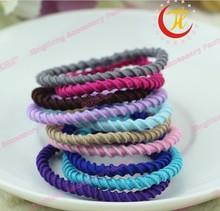 top sale colorful hair elastic band 20145232