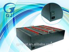 64 port Q24plus wavecom gsm sms modem/gsm cdma dual modem