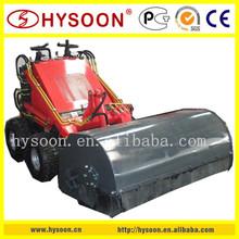 HYSOON brand new mini road sweeping machine