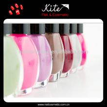 2015 hot special nail polish private label salon professional nail polish