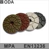Floor diamond concrete floor polisher abrasive concrete wet grinder floor polishing pads