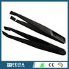Plastic tipped tweezers / Cleanroom plastic tweezers