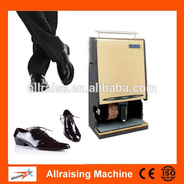 shoe shining machine