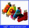 Customized swivel USB pen drive 1GB 2GB 4GB 8GB 16GB 32GB available