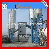 2014 Famous brand HZS90 concrete batch types mechanical plants for sale