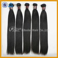 24 inch 3pcs a set virgin hair weaving from Brazil