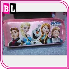 Europe and America Hot Selling New Design Frozen Elsa Pencil Bag Elsa