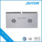 high quality glass door stainless steel hinge JU-W111