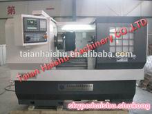 high precision cnc wheel lathe rim straightening machine with lathe