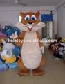 hola animal adulto esquilo vestuário para venda